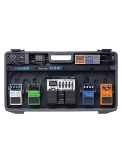 roland boss bcb 60 pedal board roland electric guitar instruments accessories. Black Bedroom Furniture Sets. Home Design Ideas