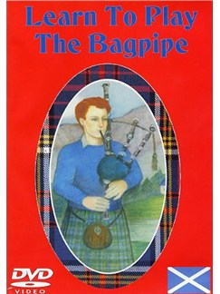 Learn To Play The Bagpipe DVDs / Videos | Bagpipe