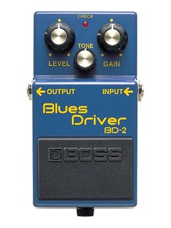 Boss: BD-2 Blues Driver Pedal  | Electric Guitar