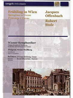 Springtime in Vienna Volume 2 (DVD) DVDs / Videos | Orchestra