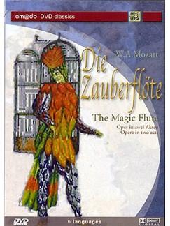 W. A. Mozart: Die Zauberflöte (DVD) DVDs / Videos | Opera
