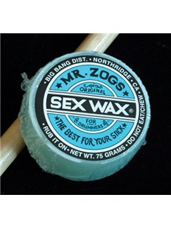 Mr. Zogs Original Sex Wax For Drummers  | Drums
