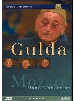 W. A. Mozart: Piano Concertos -  Gulda (DVD) DVDs / Videos | Piano, Orchestra