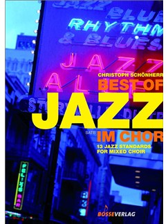 The Best Of Jazz For Choir Books | SATB, SAATB, SSAB