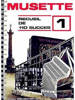 110 Succes Musette N°1 Accordeon Livre | Tous Les Instruments