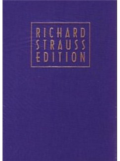 Richard Strauss: Study Scores Of The Complete Stage Works - 18 Volumes (Leather Bound) Books | Orchestra, Voice