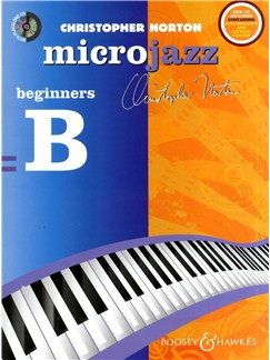 Christopher Norton: Microjazz For Beginners - New Edition Books and CDs | Piano