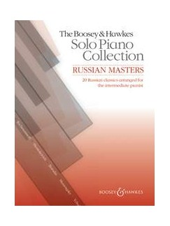 The Boosey & Hawkes Solo Piano Collection: Russian Masters Books | Piano