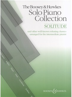 Solo Piano Collection: Solitude Books | Klavier