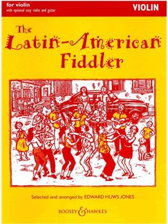 The Latin-American Fiddler (Violin Part) Books and CDs | Violin