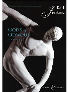 Karl Jenkins: Gods Of Olympus Books | SATB, Piano Accompaniment