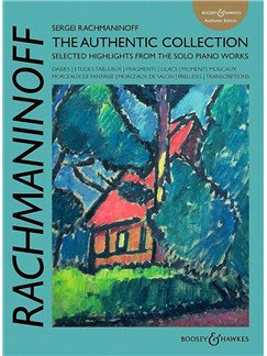 Rachmaninoff: The Authentic Collection for Piano Books | Piano, Keyboard