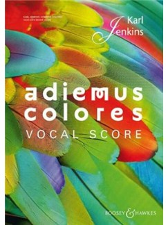 Karl Jenkins: Adiemus Colores - Vocal Score Books | SATB, Ensemble