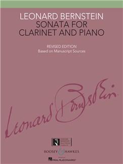 Leonard Bernstein: Sonata For Clarinet And Piano Books | Clarinet, Piano Accompaniment