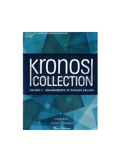 Kronos Collection: Volume 2 - For String Quartet Books | String Quartet