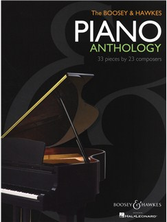 The Boosey & Hawkes Piano Anthology Books | Piano