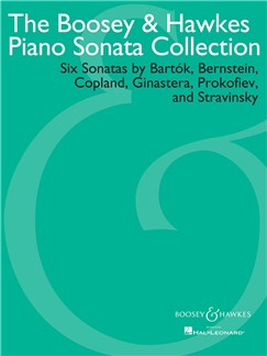 The Boosey & Hawkes Piano Sonata Collection Books | Piano