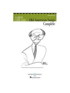 Aaron Copland: Old American Songs Books | SATB, Piano Accompaniment