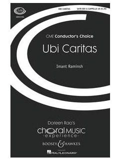 Imant Raminsh: Ubi Caritas Books | SATB