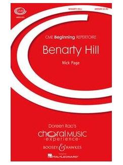 Nick Page: Benarty Hill Books | Unison, Piano Accompaniment