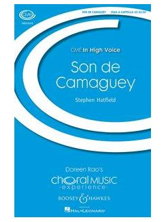 Stephen Hatfield: Son De Camaguey (SSAA) Books | SSAA, Percussion