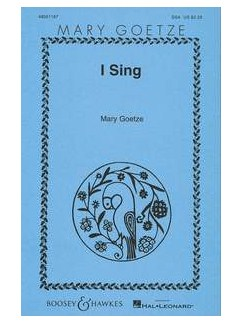 Mary Goetze: I Sing Books | SSA, Piano Accompaniment