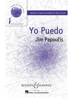 Jim Papoulis: Yo Puedo Books | Percussion, SSA, Piano Accompaniment