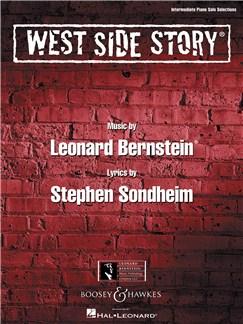 Leonard Bernstein/Stephen Sondheim: West Side Story - Piano Solo Songbook Books | Piano