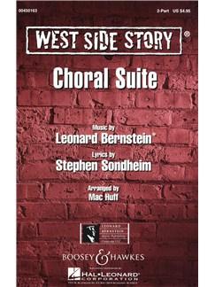 Leonard Bernstein/Stephen Sondheim: West Side Story (Choral Suite) - 2-Part/Piano Books | 2-Part Choir, Piano Accompaniment
