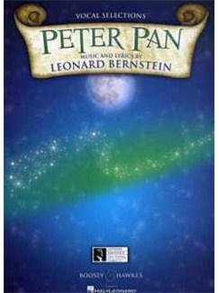 Leonard Bernstein: Peter Pan Books | Piano & Vocal