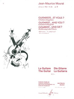 Jean-Maurice Mourat: Guitariste...Et Vous ? Initiation A La Guitare Books | Guitar