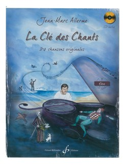 Jean-Marc Allerme: La Cle Des Chants Volume 1 - Eleve (Book/CD) Books and CDs | Voice