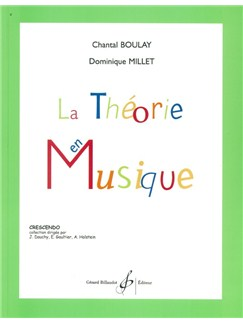 Chantal Boulay: La Theorie En Musique Books | All Instruments