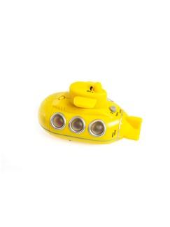 Yellow Submarine Shower Radio  |