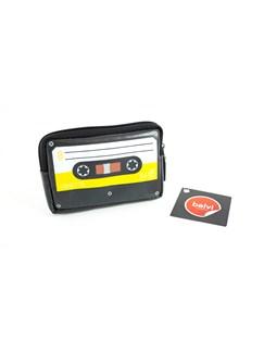 Purse: Cassette Design  |