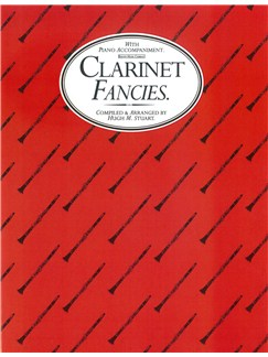 Clarinet Fancies Livre | Clarinette, Accompagnement Piano
