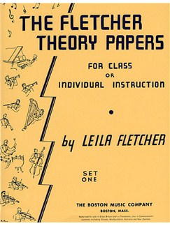 The Fletcher Theory Papers Book 1 Books |