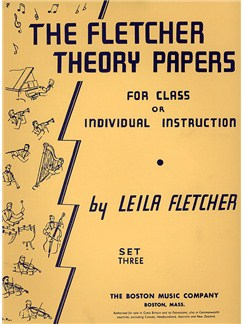 The Fletcher Theory Papers Book 3 Books |