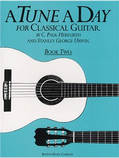 A Tune A Day For Classical Guitar Book 2 Books | Guitar (with Chord Symbols), Classical Guitar