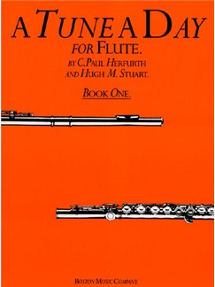 A Tune A Day For Flute: Book One Books | Flute