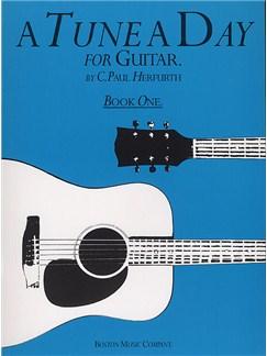 A Tune A Day For Guitar Book 1 Books | Guitar