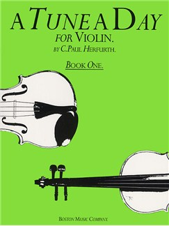 A Tune A Day For Violin Book One Books | Violin