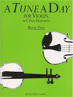 A Tune A Day For Violin Book Two Books | Violin