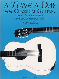 A Tune A Day For Classical Guitar Book 3 Books | Guitar, Classical Guitar