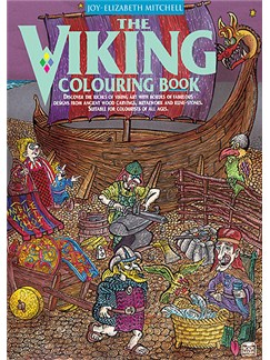 The Viking Colouring Book Books |