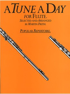 A Tune A Day Popular Repertoire For Flute Books | Flute, with chord symbols
