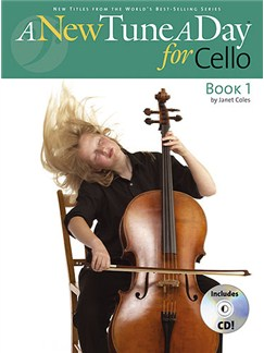 A New Tune A Day: Cello - Book 1 (CD Edition) Books and CDs | Cello