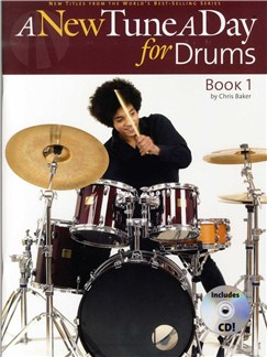 A New Tune A Day For Drums: Book One (Book And CD) Books and CDs | Drums