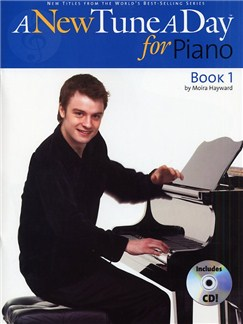 A New Tune A Day: Piano - Book 1 (CD Edition) Books and CDs | Piano