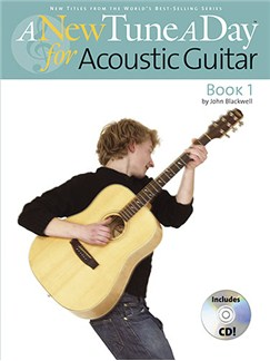 A New Tune A Day: Acoustic Guitar - Book 1 (CD Edition) Books and CDs | Guitar